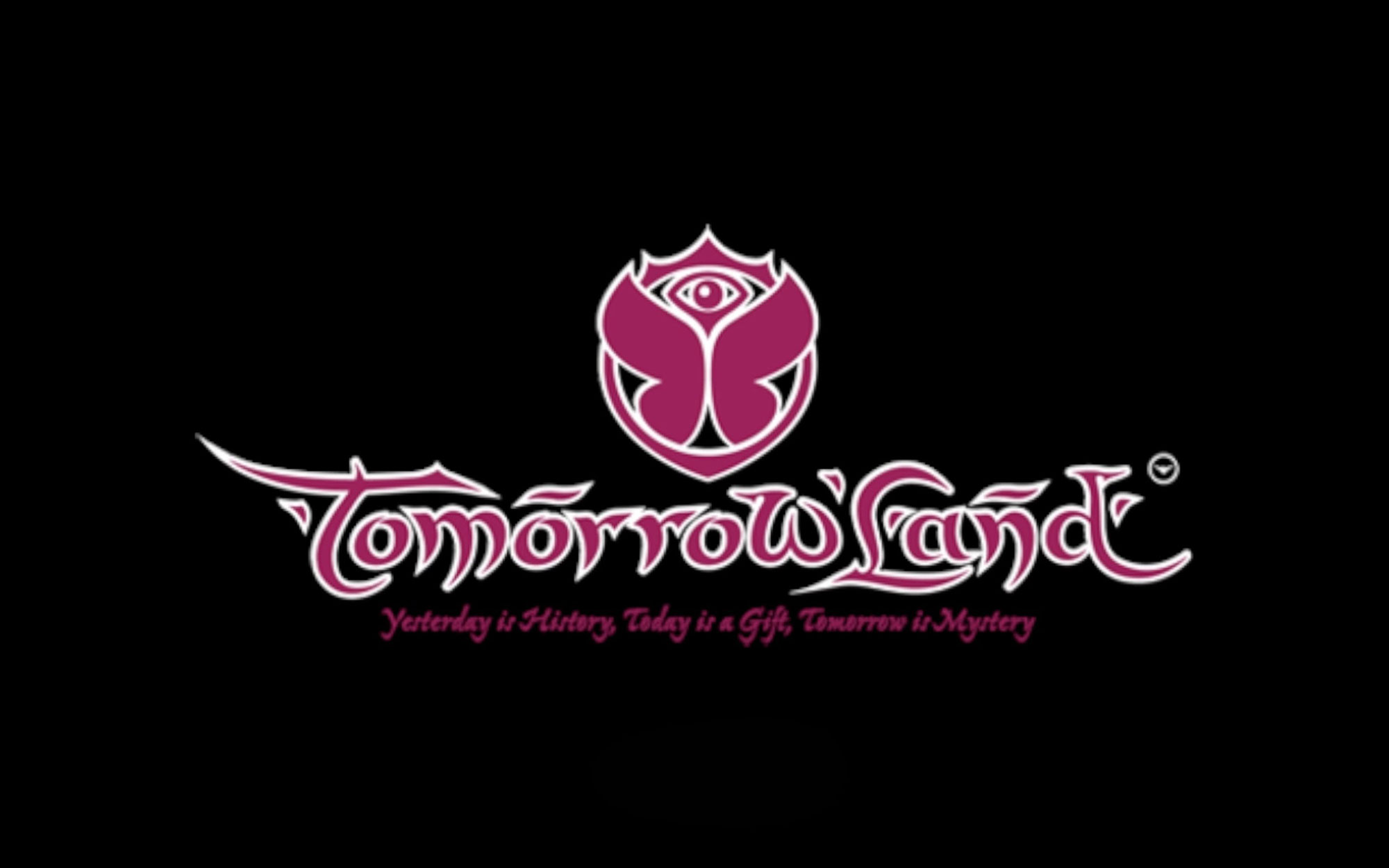 Pin Tomorrowland Festival Logo On Pinterest