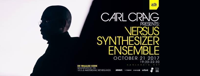 Carl Craig presents Versus Synthesizer Ensemble